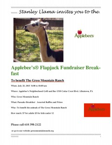 July 25 Applebees Updated Flyer 2015-page-001